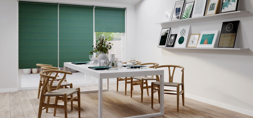 New roller blind collections