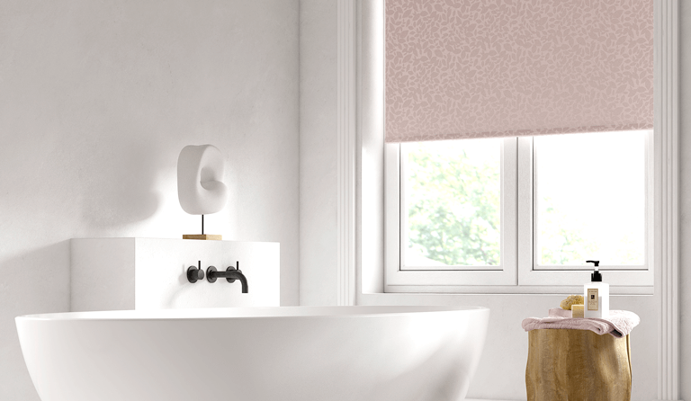 Up to 10% off bathroom blinds