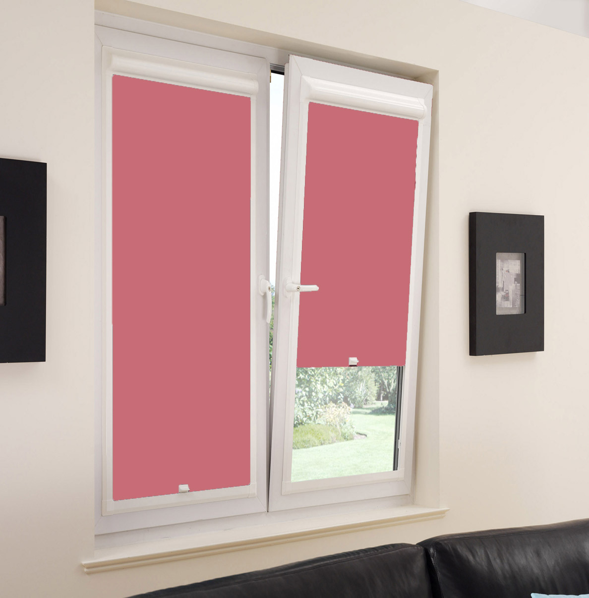 Bathroom window blinds - Recommended Bathroom Perfect Fit Roller Blinds Close Carnival 15 Bonbon