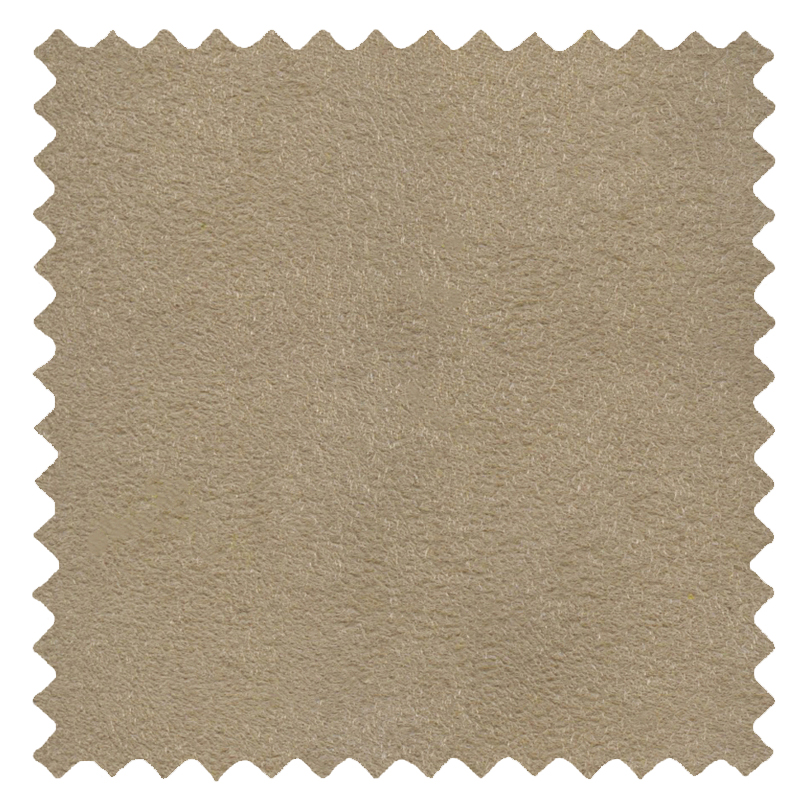 Faux Suede Barley swatch