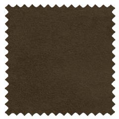 Faux Suede Dark Brown