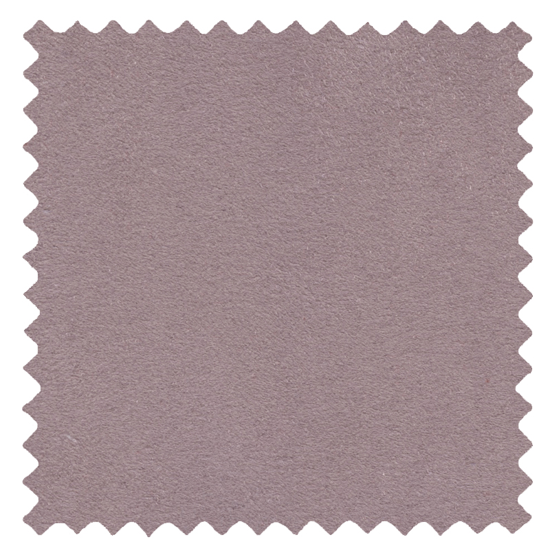 Faux Suede Lilac swatch