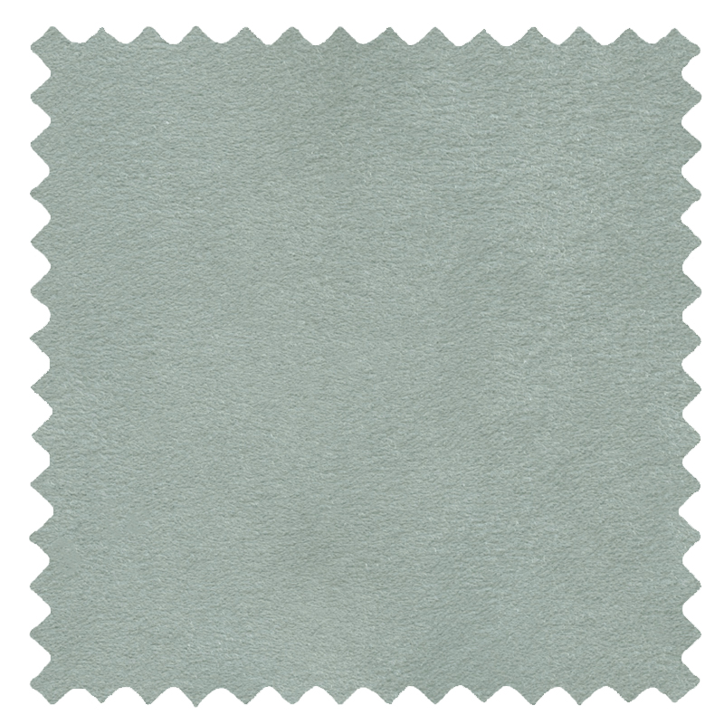 Faux Suede Powder Blue swatch