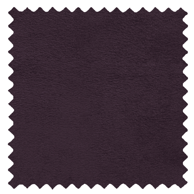 Faux Suede Purple swatch