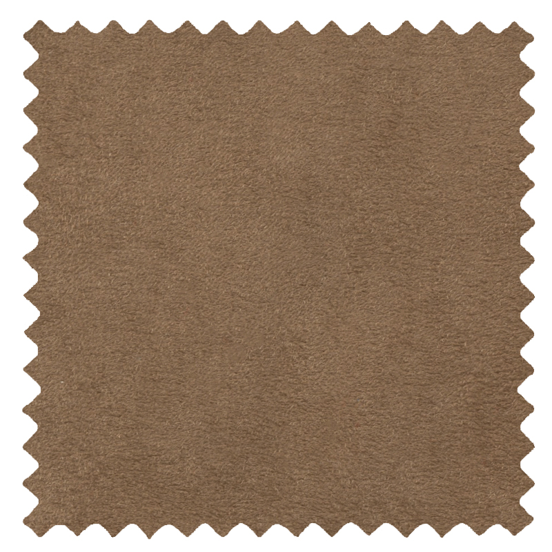 Faux Suede Tan swatch