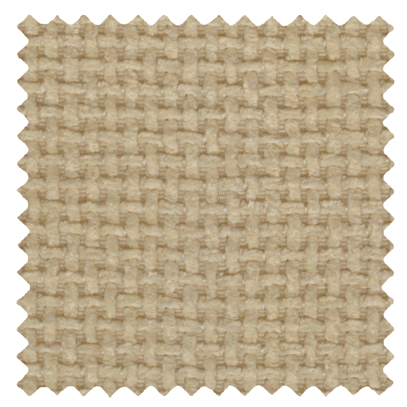 Basket Weave Ivory swatch
