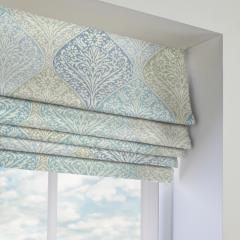 Roman Blinds Bosworth Chambray