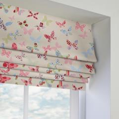 Roman Blinds Butterfly Vintage