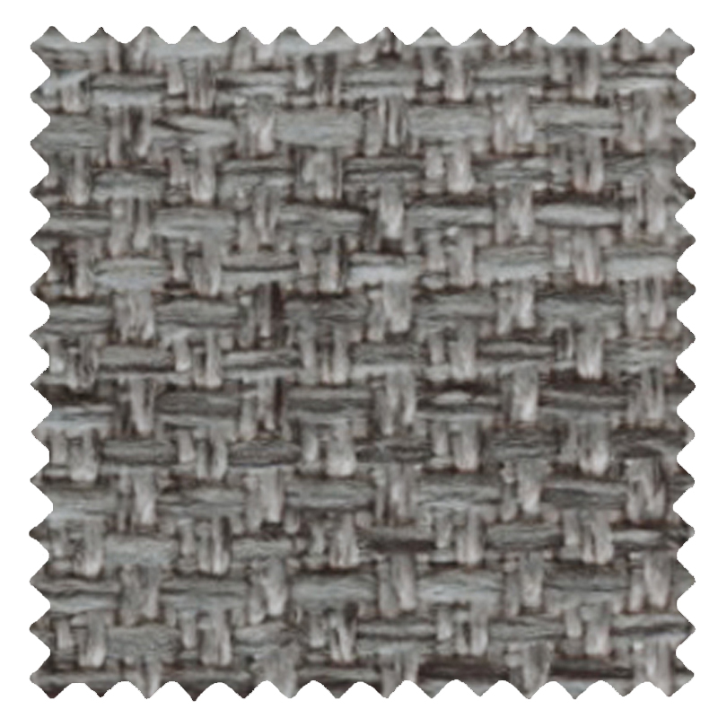 Hopsack Mercury swatch