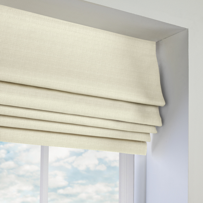 Roman Blinds Made To Measure Custom Fit Roman Blinds