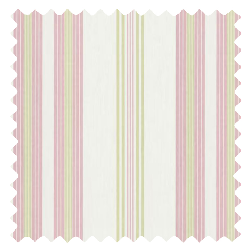 Lulu Stripe Rose swatch