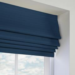 Roman Blinds Panama Navy