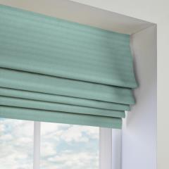 Roman Blinds Panama Azure