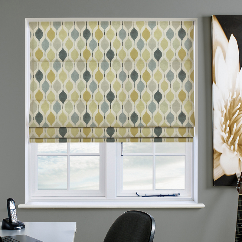 Verve Linen Roman Blind Direct Blinds