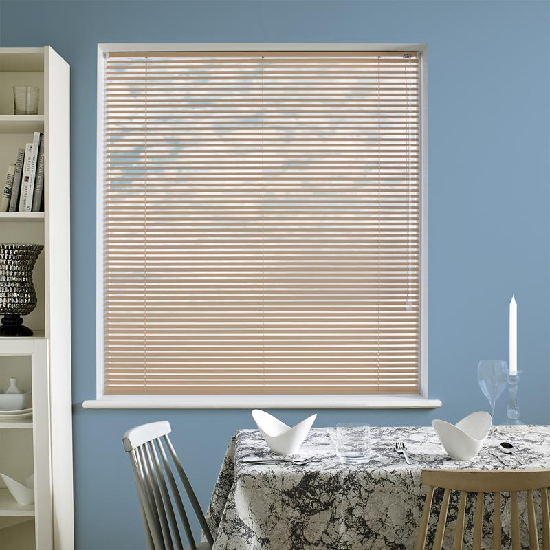 Rainbow 25mm Latte T1028 Electric Venetian Blind Direct